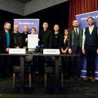 Z Uršo Zgojznik na Evropske volitve